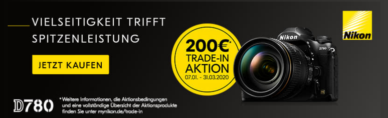 D780 Trade In